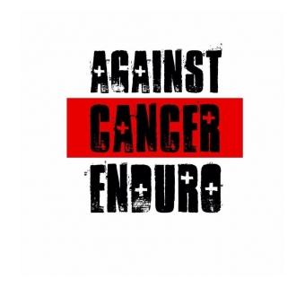 Logo Against Cancer Enduro