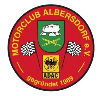 Logo MC Albersdorf e.V. im ADAC