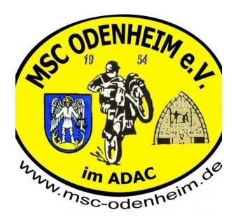 Logo MSC Odenheim e. V.