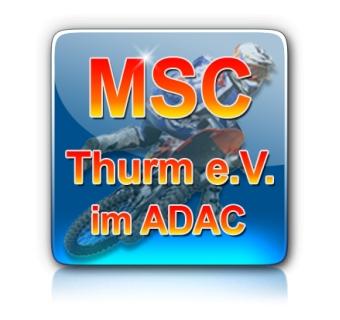 Logo MSC Thurm e.V. im  ADAC